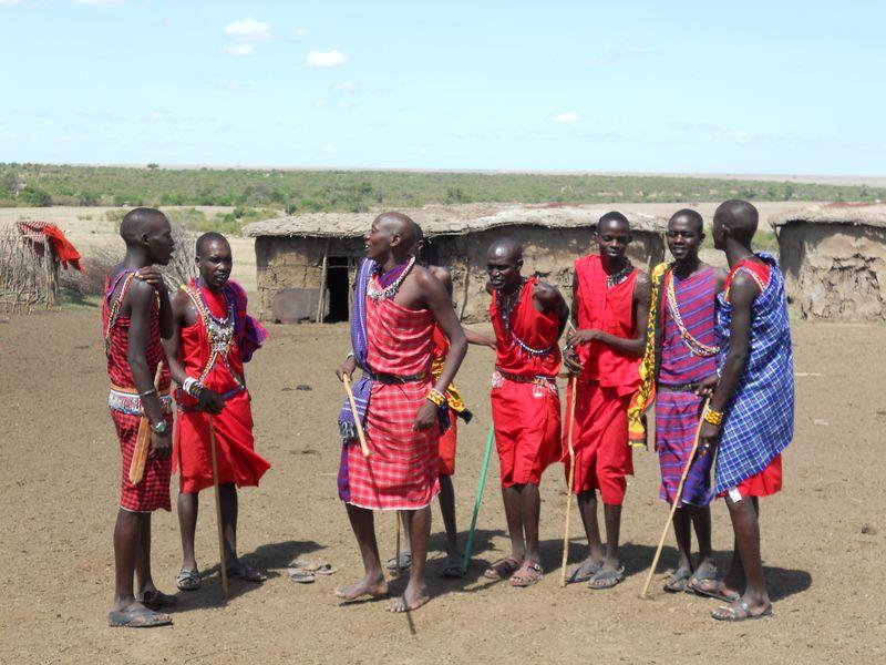 Masai Maia 107