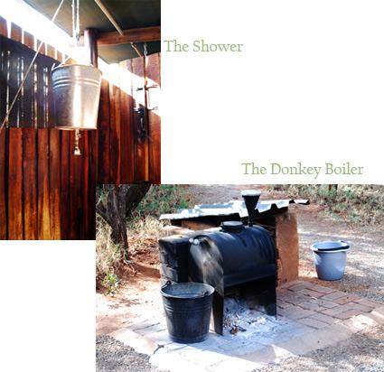 Shower-and-boiler
